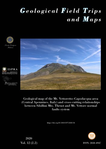 Geological Field Trips and Maps - vol. 2.2 2020