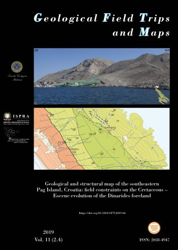 Geological Field Trips and Maps - vol. 2.4 2019