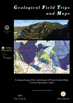 Geological Field Trips and Maps - vol. 11 (2.2)/2019