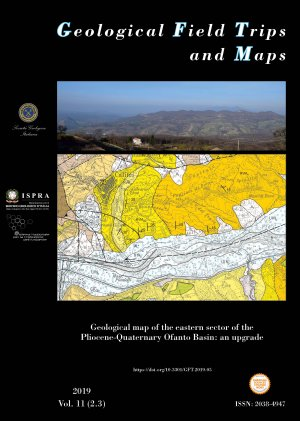 Geological Field Trips and Maps - vol. 11 (2.3)/2019