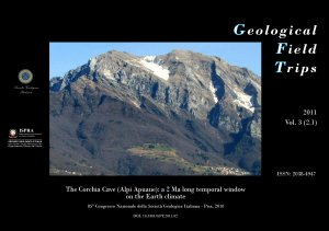 Geological Field Trips and Maps - vol. 3 (2.1)/2011