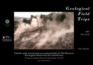 Geological Field Trips and Maps - vol. 3 (2.2)/2011